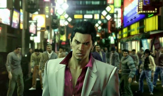 Yakuza Interview Somehow Leads to a Binary Domain 2 Question