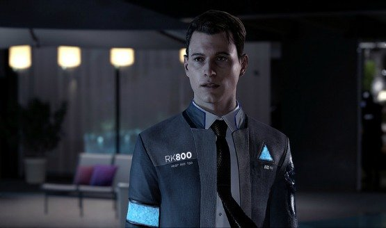 Detroit Become Human Connor Wallpaper: Detroit Become Human Soundtrack Brings Connor To Life For