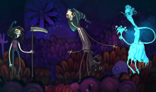 Flipping Death PS4 review