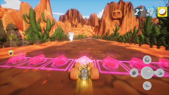 All-Star Fruit Racing PS4 Review