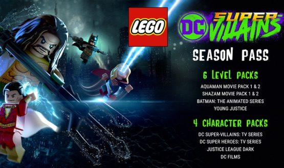 LEGO DC Super-Villains Season Pass