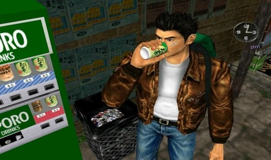 Shenmue 1 and 2 Gameplay