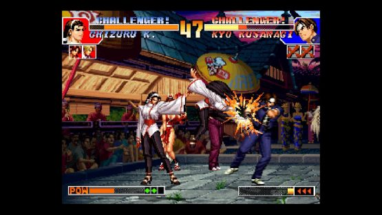 PlayStation Classics King of Fighters Collection The Orochi Saga