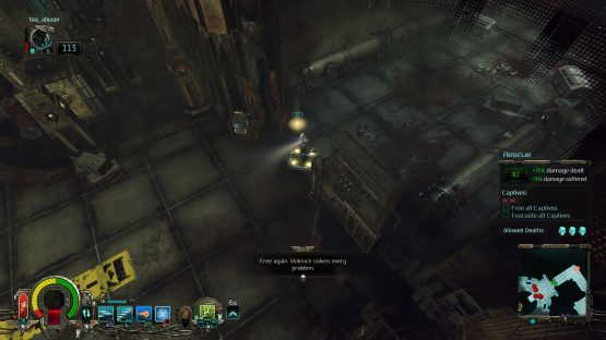 Warhammer 40000 Inquisitor Martyr PS4 review