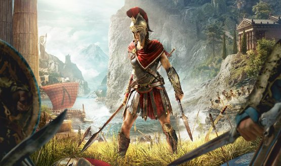 Assassins Creed Odyssey Cover Reverse Art Revealed