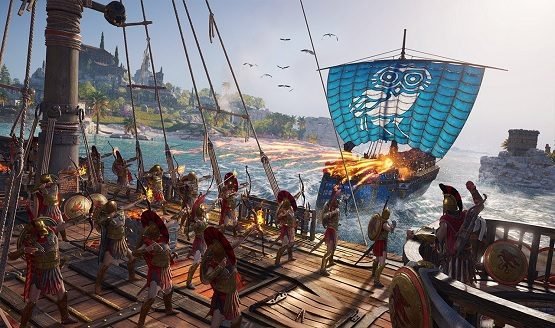 assassins creed odyssey naval