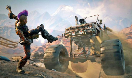 rage 2 extended gameplay