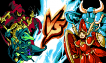 shovel knight multiplayer