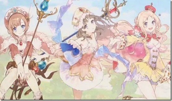 Atelier Arland Series Deluxe Pack Release Date