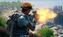 Call of duty black Ops 4 blackout ps4 beta battle royale