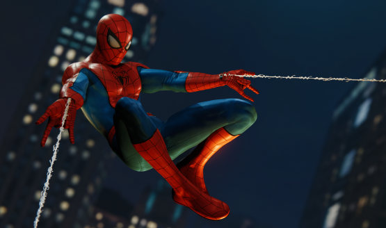 Here's How Web Swinging Works in Marvel's Spider-Man