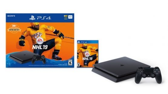 Sony Reveals CanadaExclusive NHL PS Bundle Jomaliabandcom - Minecraft hauser ps4