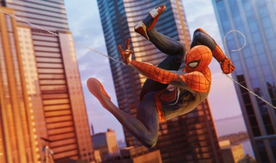 spider-man ps4 physical