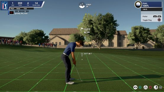 the golf club 2019 PS4 review