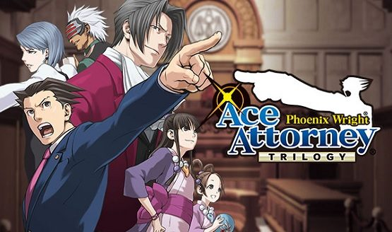 ace attorney trilogy ps4