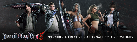 devil may cry deluxe edition outfits