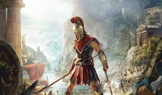 assassins creed odyssey trailer