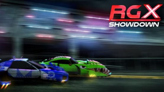 RGX Showdown PS4