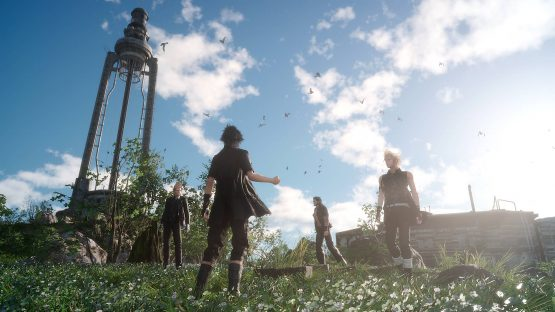 Final Fantasy XV video game oddities