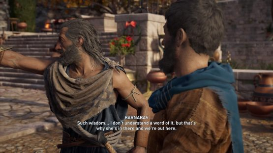 Assassins Creed Odyssey PS4 review