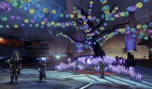 Destiny 2 festival of the lost halloween event