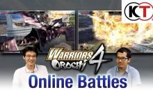 Warriors Orochi 4 online multiplayer