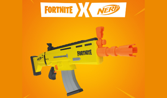 Fortnite Nerf Gun Drops Into Our Lives This Summer