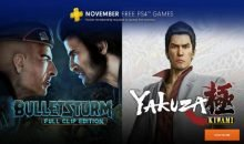 November PlayStation Plus