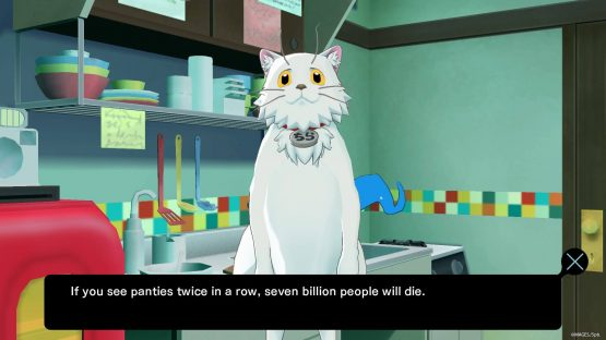 Punch Line PS4 Review