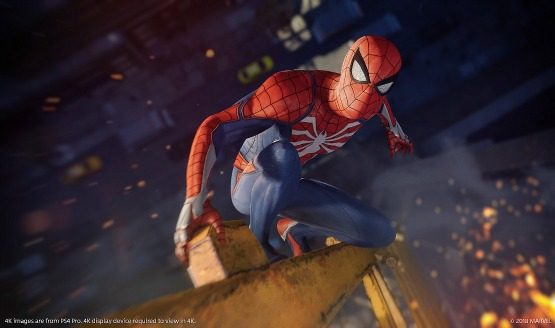 Spider-Man PS4 New Game Plus