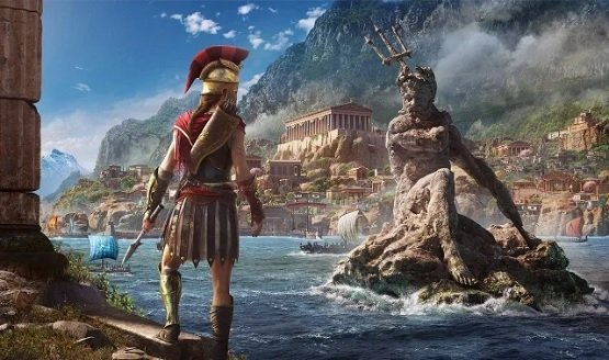 Assassin Creed Odyssey Patch Adjusts Quest Level Requirement