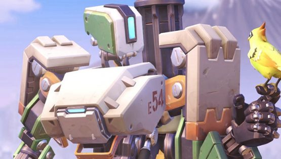 Blizzard Gear Releases Overwatch LEGO With Bastion Set
