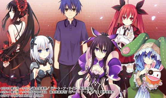 Fall in Love With Spirits When Date a Live: Rio Reincarnation Leaves Japan