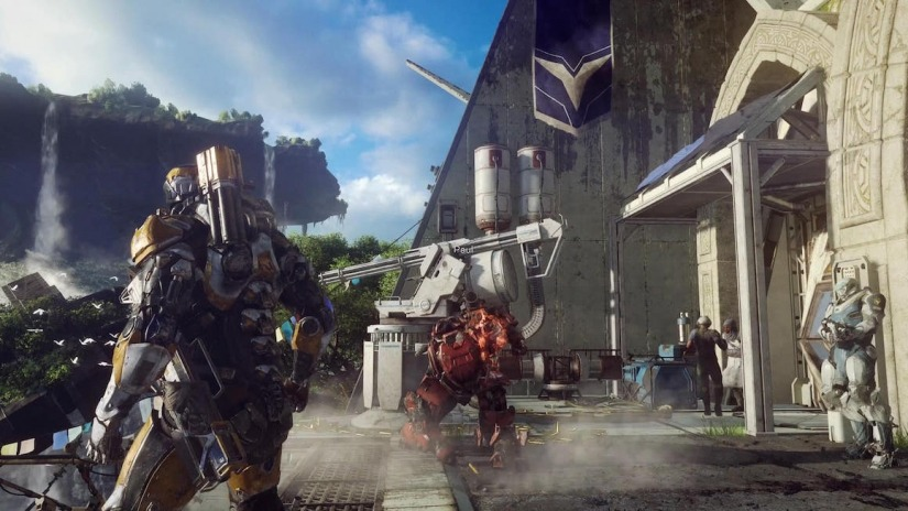 alpha test results in welcome patches ahead of anthem demo release