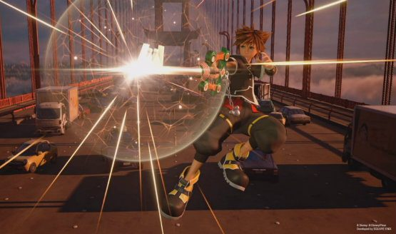 There's no New Trailer, But Here's Amazon's Kingdom Hearts III DLC