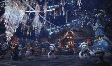 monster hunter world winter event