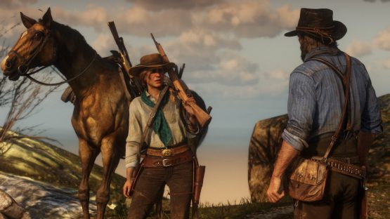 Red Dead Online Release Date And Beta Details Get Closer