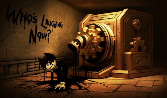 Bendy and the Ink Machine Best Horror Game