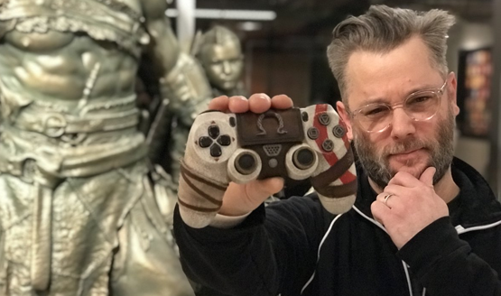 Cory Barlog Industry Person of the Year