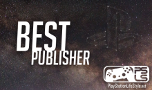 PSLS Game of the Year Awards 2018 Best Publisher