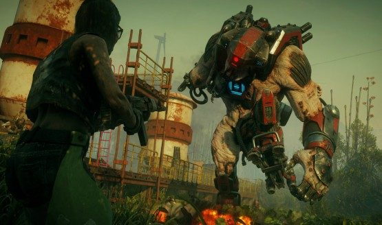 Rage 2 Revs Up With a Release Date and Open World Trailer