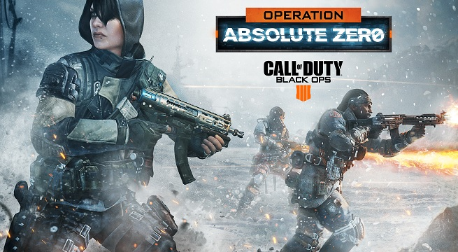Call of Duty: Black Ops 4 Operation Absolute Zero Trailer Revealed