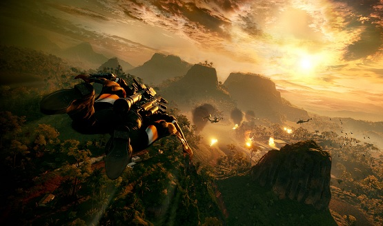 Just Cause 4's Technical Issues Prompt Statement From Avalanche Promising Ongoing Support