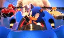 team sonic racing theme
