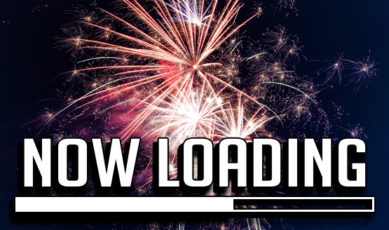 Now loading gaming new years resolutions gaming