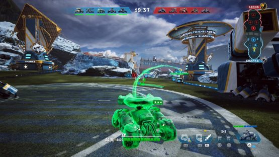 Switchblade PS4 Review