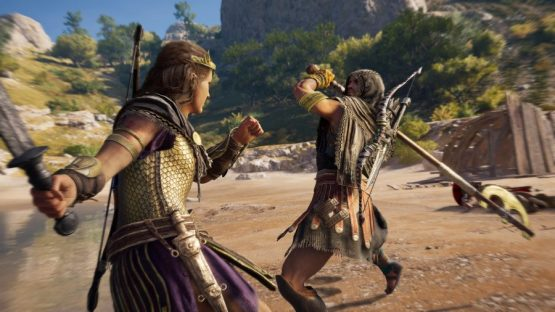Ubisoft Changing Assassin's Creed Odyssey DLC Scene in Wake of Player Criticisms