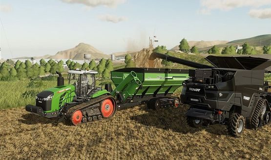 Farming Simulator Esports Expands with League and Farm-Tech Sponsors