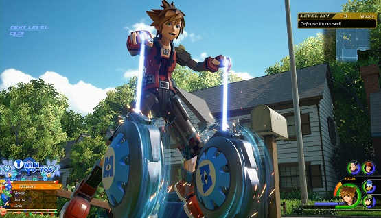 Kingdom Hearts III Graphics Options Offer Performance and Quality Mode