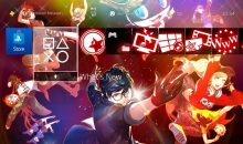 Persona PS4 themes